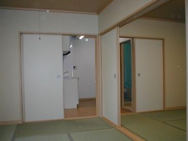 バリアフリーリフォーム和室