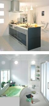 キッチン・お風呂リホーム