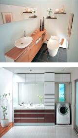 トイレ・洗面台リホーム